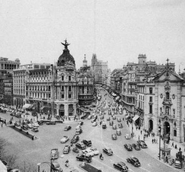 El planeamiento urbanístico en la Ley de Suelo de 1956