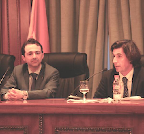 Clausura de la novena edición del Curso de Urbanismo de FYDU