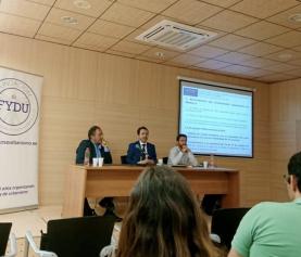 Jornada sobre la situación actual y perspectivas del plan general de Marbella