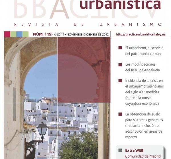 Revista práctica urbanística. Procedimiento para la creación de una empresa municipal con fines urbanísticos. Miguel Angel García Valderrey