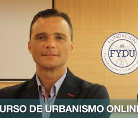 CURSO DE EXPERTO EN URBANISMO ONLINE