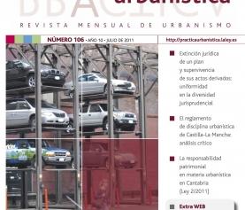 Revista Práctica Urbanística. Consulta: ¿Puede concederse licencia de primera ocupación a una vivienda en suelo no urbanizable para evitar el corte de los suministros?